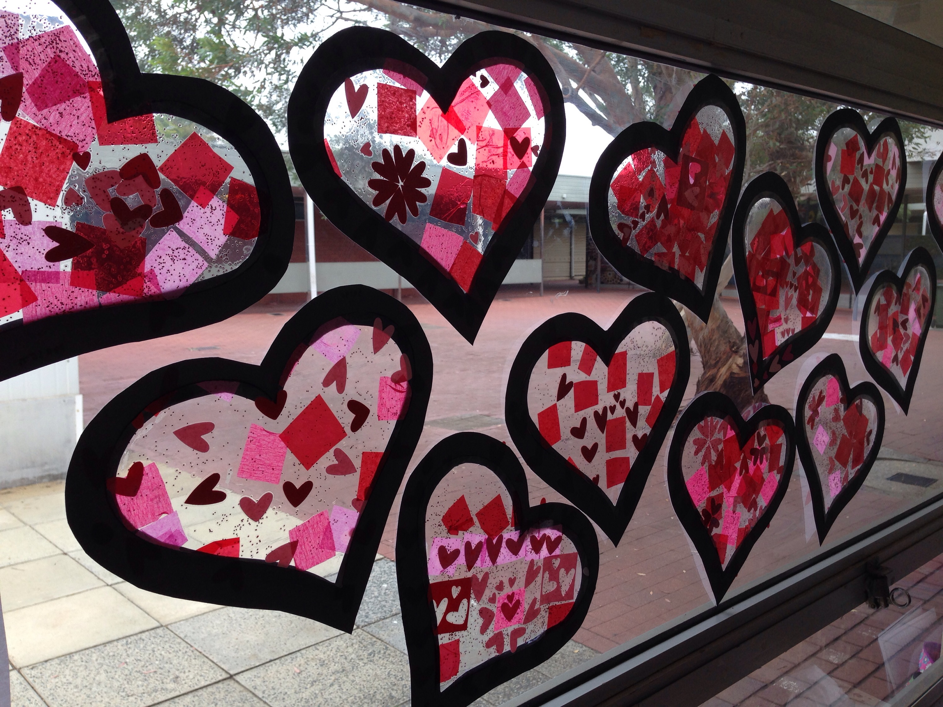 classroom valentine s day art and craft louder than
